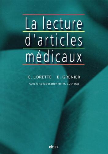 Bernard Grenier et Gérard Lorette - .