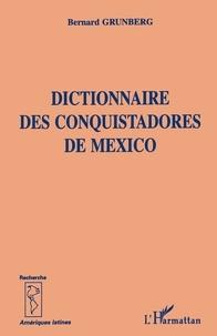 Dictionnaire des Conquistadores de Mexico.pdf