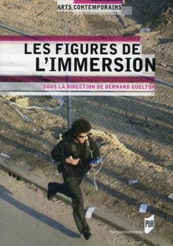 Bernard Guelton - Les figures de l'immersion.