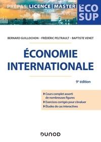 Bernard Guillochon et Frédéric Peltrault - Economie internationale.