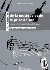 Blackclover.fr Dictionnaire bilingue de la musique et de la prise de son - Français-anglais Image