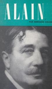 Bernard Halda et Dominique de Roux - Alain.