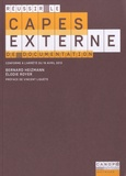 Bernard Heizmann et Elodie Royer - Réussir le CAPES externe de documentation.