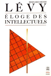 Eloge des intellectuels - Bernard-Henri Lévy pdf epub