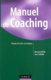 Bernard Hévin et Jane Turner - Manuel de Coaching - Champ d'action et pratique.