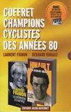 Bernard Hinault et Jean-Paul Vespini - Champions cyclistes des années 80 - Coffret en 2 volumes.
