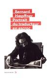 Bernard Hoepffner - Portrait du traducteur en escroc.