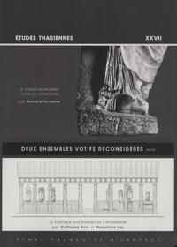 Bernard Holtzmann et Guillaume Biard - Deux ensembles votifs reconsidérés - Pack en 2 volumes, Texte ; Planches.