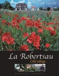 Bernard Irrmann - La  Robertsau côté village - Im Läuch.