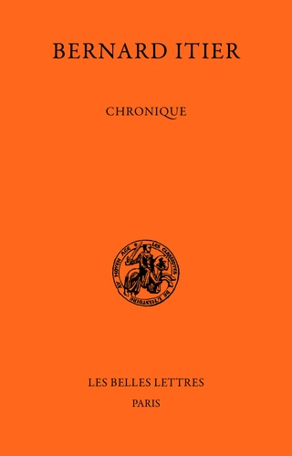 Bernard Itier - Chronique.
