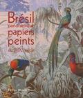 Bernard Jacqué - Brésil panoramique - Papiers peints du XIXe siècle.