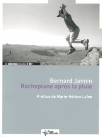 Bernard Jannin - Rocheplane après la pluie.