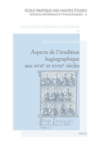Blackclover.fr Aspects de l'érudition hagiographique aux XVIIe et XVIIIe siècles Image