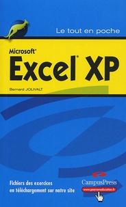 Bernard Joilvalt - Excel XP.