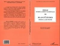 Bernard Jolibert - Essai d'éducation nationale ou Plan d'études pour la jeunesse.