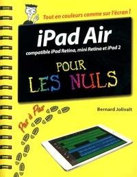 Corridashivernales.be iPad Air pas à pas pour les nuls - Compatible Mini Retina, Retina, iPad 2 Image