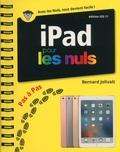 Bernard Jolivalt - Ipad et IOs 11 pas-à pas pour les nuls.