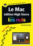 Bernard Jolivalt - Le Mac édition macOS High Sierra pas à pas pour les nuls.