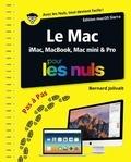 Bernard Jolivalt - Le Mac édition macOS Sierra pas à pas pour les nuls.