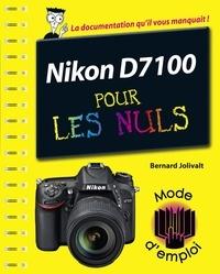 Deedr.fr Nikon D7100 mode d'emploi pour les nuls Image