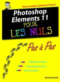 Photoshop éléments 11 - Pas à pas Pour les nuls.pdf
