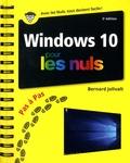 Bernard Jolivalt - Windows 10 pas-à-pas pour les nuls.