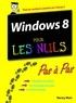 Bernard Jolivalt - Windows 8 pas à pas pour les nuls.