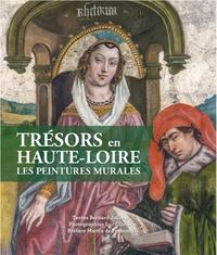 Trésors en Haute-Loire- Les peintures murales - Bernard Jollivet |