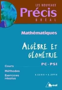 Birrascarampola.it Mathématiques Algèbre et géométrie PC - PSI Image