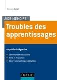 Bernard Jumel - Aide-mémoire - Troubles des apprentissages.