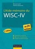 Bernard Jumel et Florence Savournin - L'Aide-mémoire du WISC-IV.