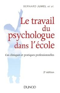 Deedr.fr Le travail du psychologue dans l'école - Cas cliniques et pratiques professionnelles Image