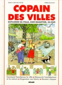 Bernard Kayser et Renée Kayser - Copain des villes.
