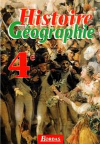 HISTOIRE GEOGRAPHIE 4EME. Programme 1998.pdf