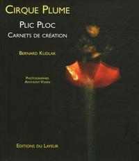 Cirque Plume - Carnets de création de Plic Ploc.pdf