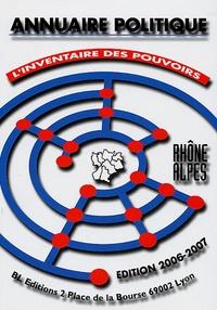 Bernard Lachaise - Annuaire politique Rhône-Alpes - L'inventaire régional des pouvoirs.