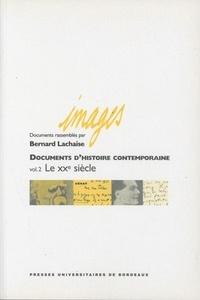 Documents dhistoire contemporaine. Volume 2, le 20e siècle.pdf