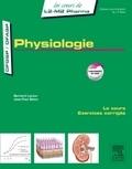 Bernard Lacour et Jean-Paul Belon - Physiologie.