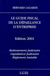 Accentsonline.fr Le guide fiscal de la défaillance d'entreprise - Redressement judiciaire, liquidation judiciaire, règlement amiable Image