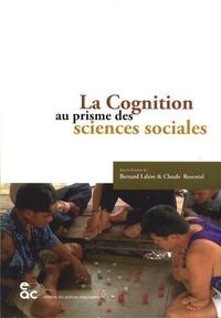 Bernard Lahire et Claude Rosental - La cognition au prisme des sciences sociales.