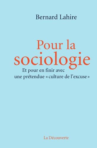 """Pour la sociologie. Et pour en finir avec une prétendue """"culture de l'excuse"""""""