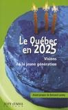 Bernard Landry - Le Québec en 2025 - Visions de la jeune génération.