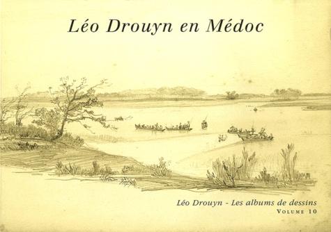 Bernard Larrieu - Léo Drouyn en Médoc.