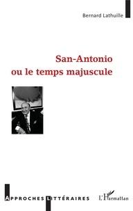 Téléchargement gratuit d'ebooks pour pc San Antonio ou le temps majuscule 9782343184685 in French