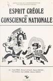 Bernard Lavallé et Maurice Birckel - Esprit créole et conscience nationale (1) - Essais sur la formation des consciences nationales en Amérique Latine.