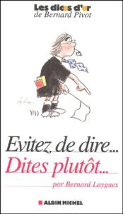 Bernard Laygues - .