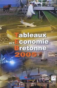 Bernard Le Calvez - Tableaux de l'Economie Bretonne.