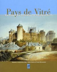 Bernard Le Nail et Jacqueline Le Nail - Pays de Vitré - Hommes et femmes remarquables.