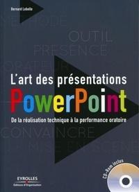 Lart des présentations Powerpoint - De la réalisation technique à la performance oratoire.pdf