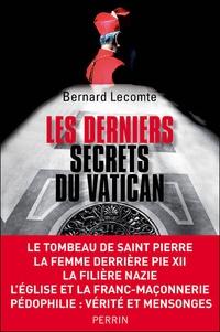 Histoiresdenlire.be Les derniers secrets du Vatican Image
